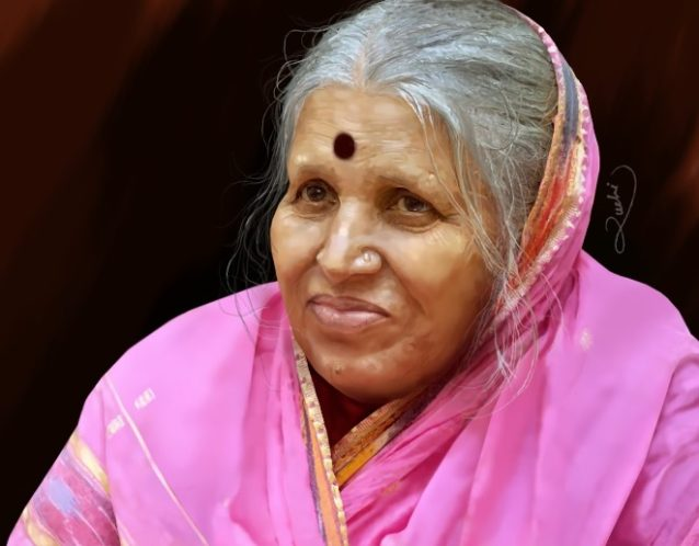 Sindhutai Sapkal a mother of orphans, Sindhutai Sapkal inspirational life story, a mother of 1400 orphans, inspirational stories