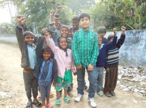 Anand Krishna Mishra bal choupal
