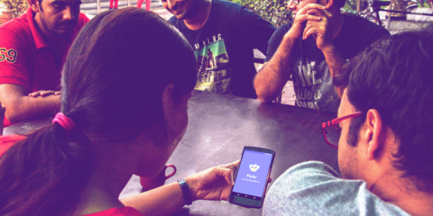 fluttr app startup story