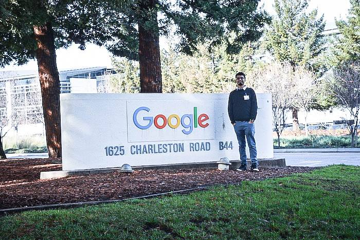 Harsh Agrawal at Google