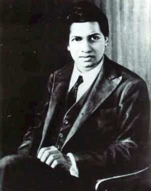 Srinivasa Ramanujan story