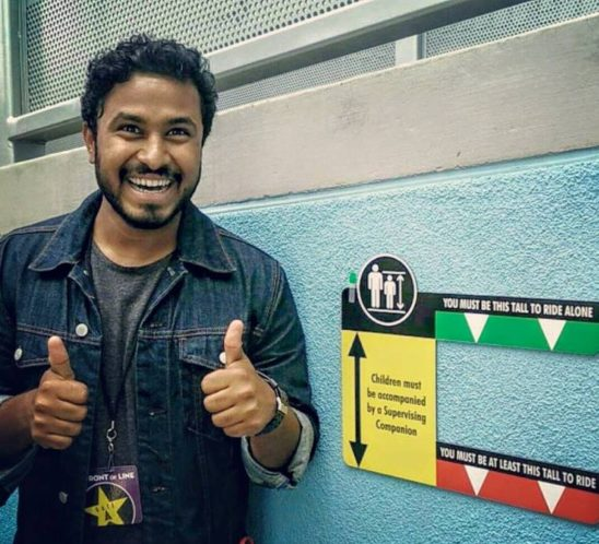 Abish Mathew Standup
