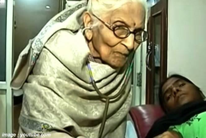 160a2a1e Dr Bhakti Yadav 91 Treats Her Patients Free