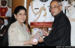 Mallika Srinivasan TAFE