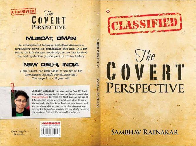 The Covert Perspective by Sambhav Ratnakar