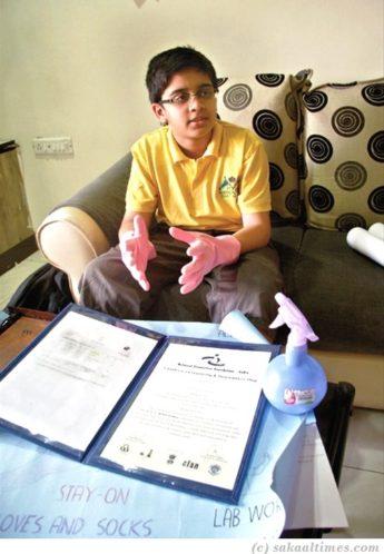 Aditya Joshi Solution spray