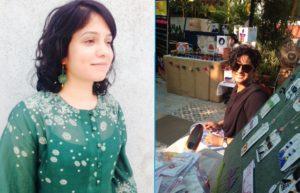 Shriya Ghate and Eesha Ghate OMOYA