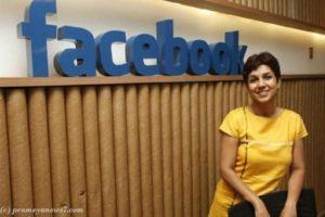 Kirthiga Reddy facebook india