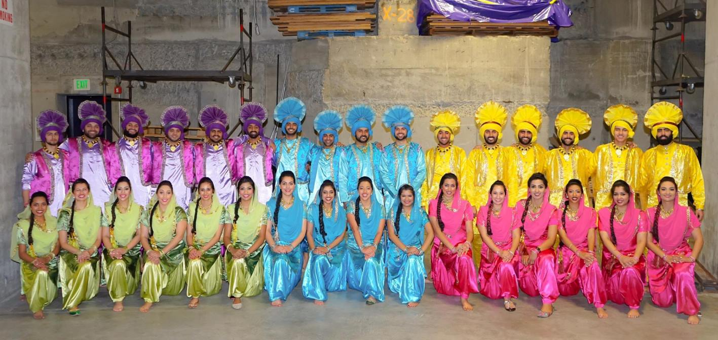 Bhangra Empire Team