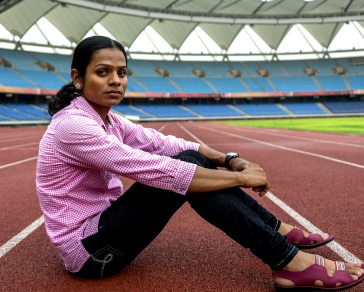 Dutee Chand Height Interview
