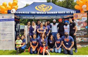 Khalsa Aid Team