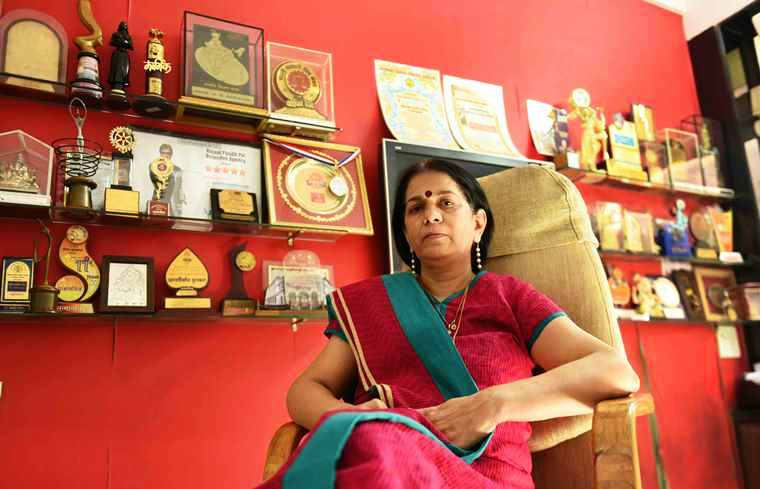 Rajani Pandit detective