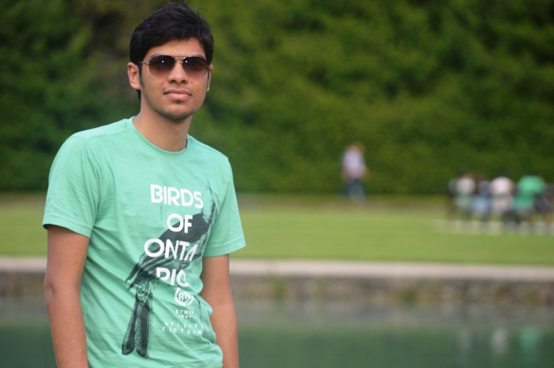 Sumti Bhadani Small Budget Big Trips