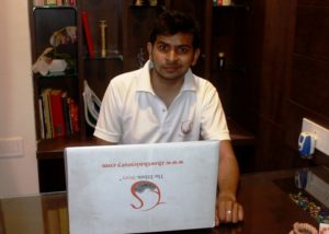 The Ethnic Story Founder Varun Bantia