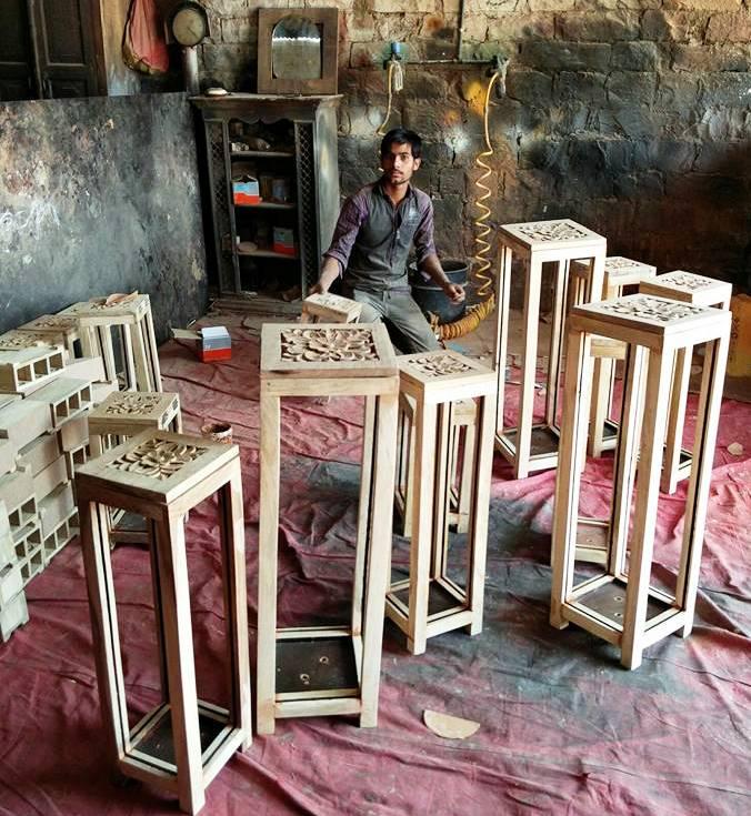 The Ethnic Story Handicraft