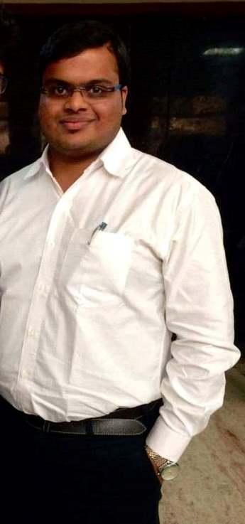 Deliver My Tune founder Vibhor Goel