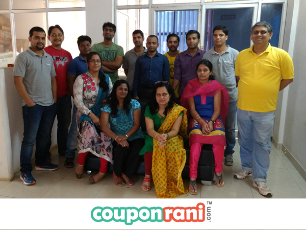 CouponRani Team