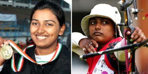 Deepika Kumari Rio