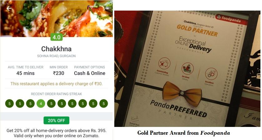 Chakkhna FoodPanda