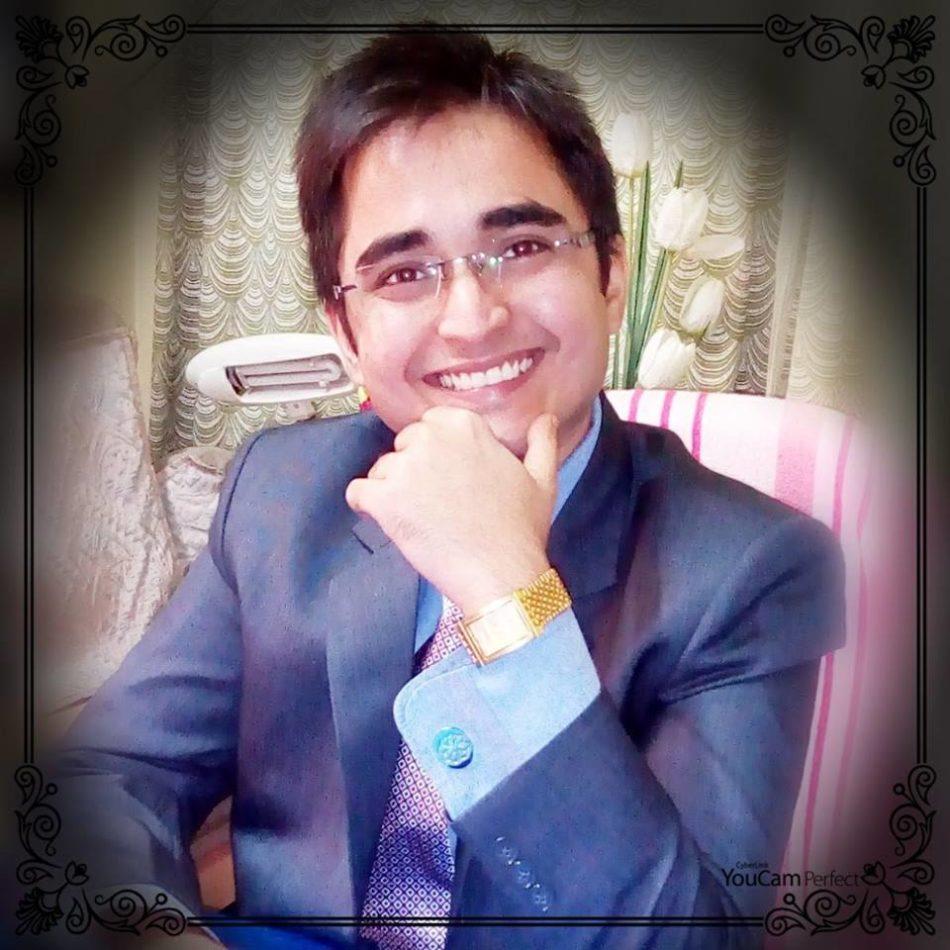 Dr Sinchan Das