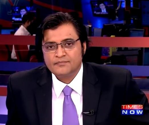Arnab Goswami news