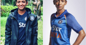 harmanpreet kaur Captain