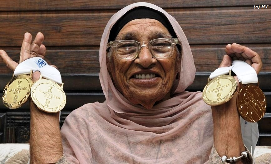 Man Kaur 101 year old