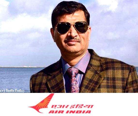 Ashwani Lohani Air India