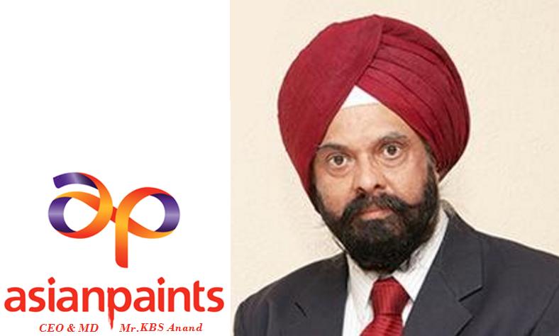 Asian Paints CEO