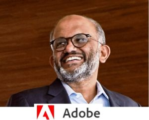 Shantanu Narayen Adobe