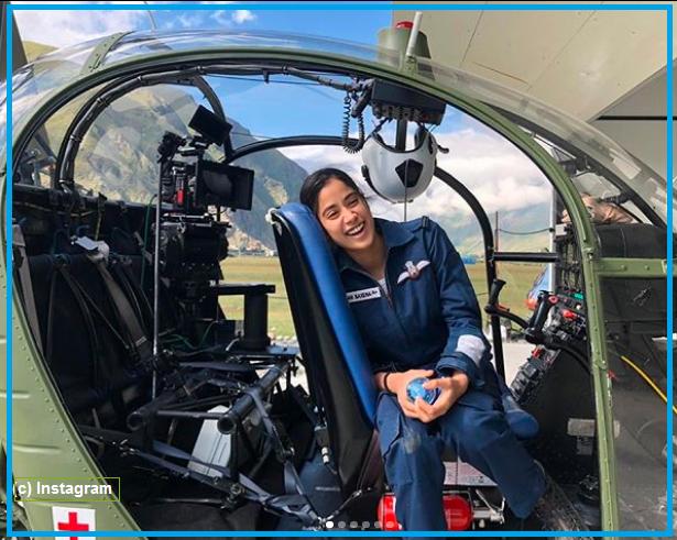 Gunjan Saxena Motivational Story First Woman Combat Aviator Wiki